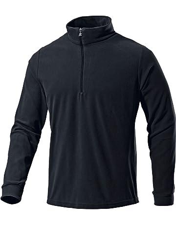 Spyder Vital Zip T-Neck Herren Skirolli Funktionsshirt black white