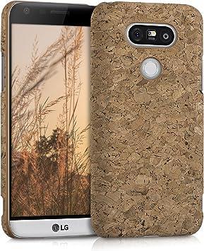 kwmobile Funda de corcho para LG G5/G5 SE: Amazon.es: Electrónica