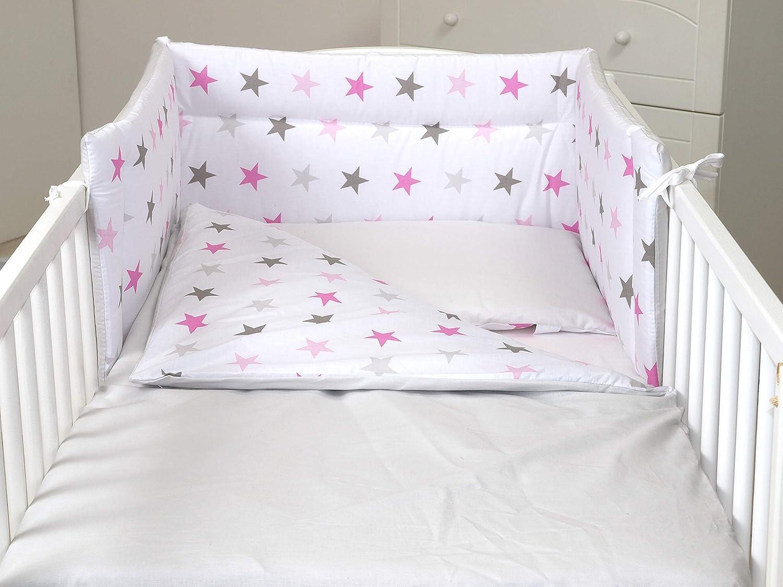 Duvet Cover Bumper 3PCS Geometric DESIGNES Baby Bedding Set fit Cot 120x60 or Cot Bed140x70CM Pillow case Black Arrows//White Arrows, COT 120X60 Mattress Size