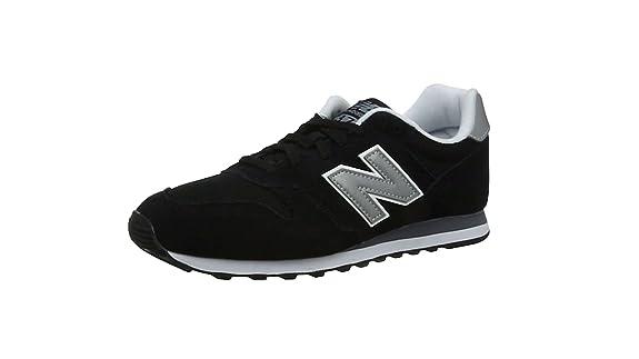 zapatillas negras hombre new balance 373
