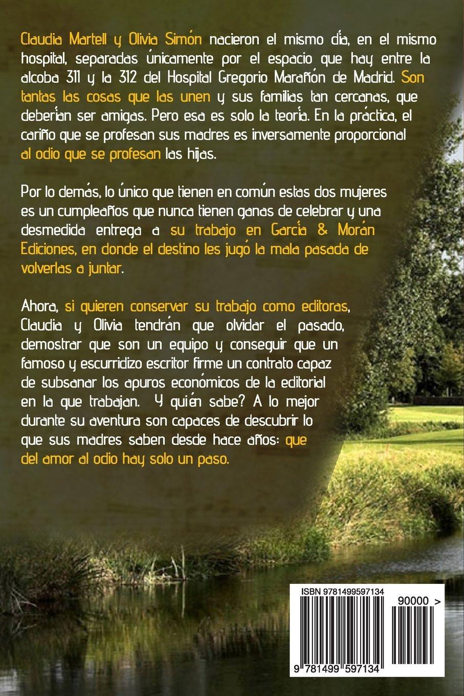 Amazon.com: 101 razones para odiarla (Spanish Edition) (9781499597134):  Emma Mars: Books