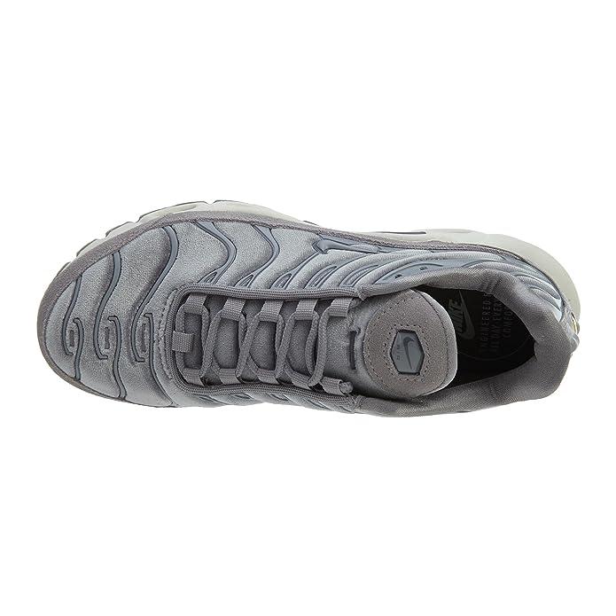 sale retailer 38ea5 a815d NIKE Basket Air Max Plus Lux Tuned TN - AH6788-001 - Age - Adulte, Couleur  - Gris, Genre - Femme, Taille - 36,5  Amazon.fr  Chaussures et Sacs
