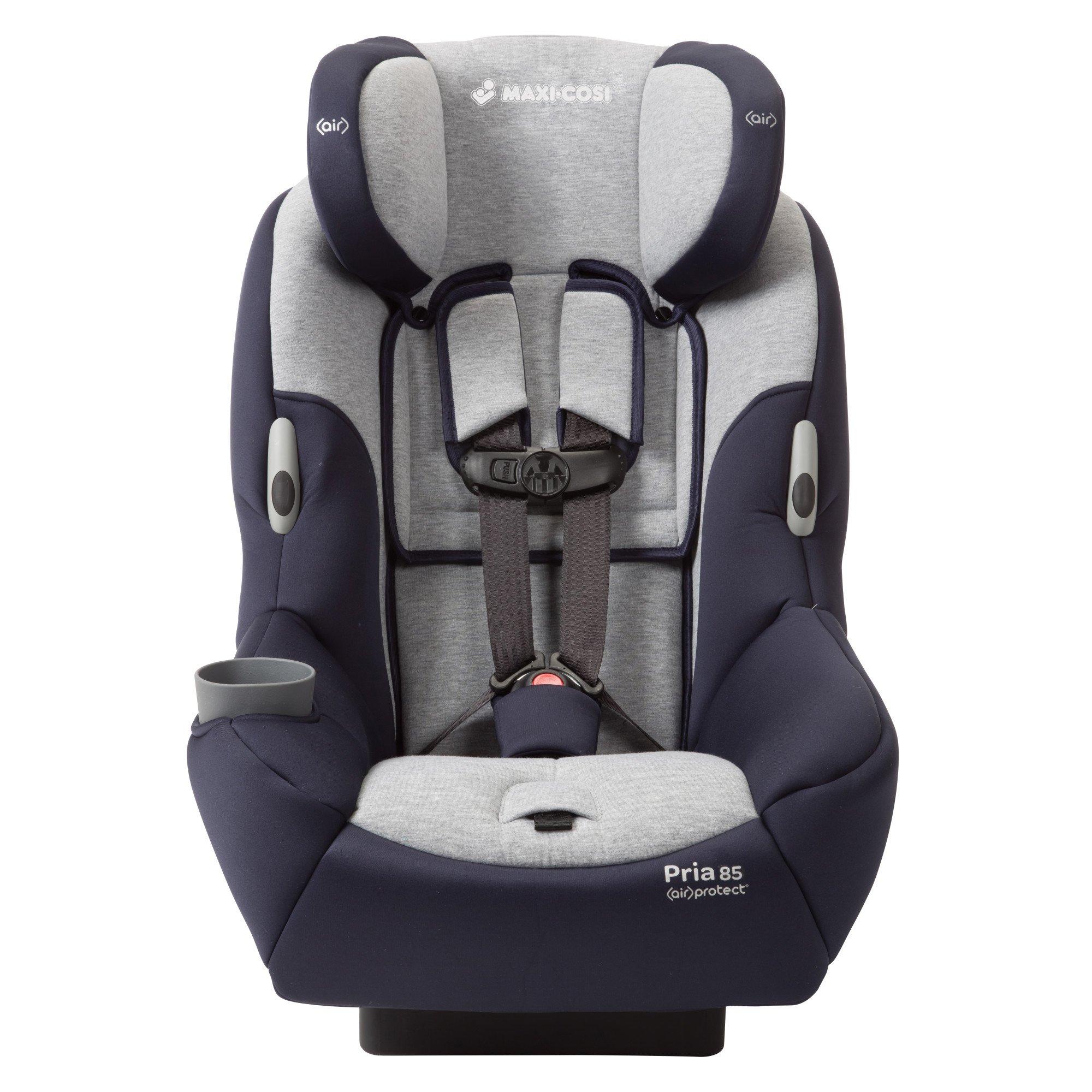 Maxi-Cosi Pria 85 Convertible Car Seat, Brilliant Navy by Maxi-Cosi (Image #4)