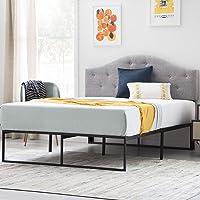 LinenSpa Contemporary Platform Bed Frame