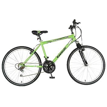 Amazon.com : Kawasaki K26 Hardtail Mountain Bike, 26 inch Wheels, 18 ...