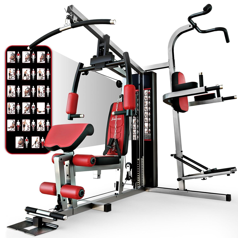Sportstech  45in1 Premium Kraftstation HGX200 bei amazon kaufen