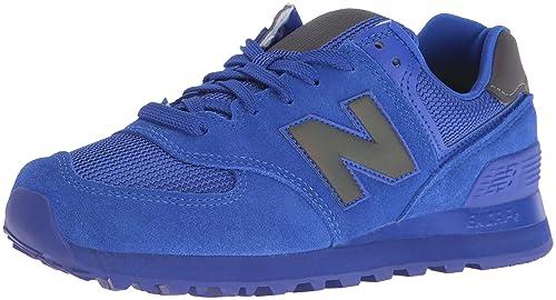 new balance women's 574 blue
