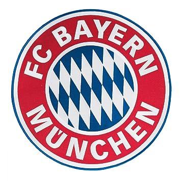 Mnchen Fc Bayern Munich Logo Large Plus Free Bookmark I Love