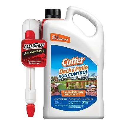 Cutter 1 Gallon Deck U0026 Patio With AccuShot Sprayer