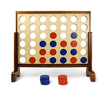 giant connect 4 game for garden outdoor wooden big 4 connect