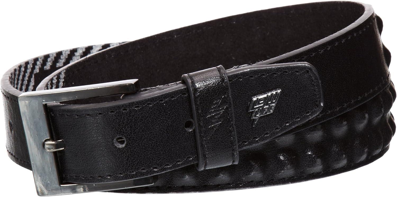 Lowlife Slim Cover Up Belt Synthetic Belt Large Black