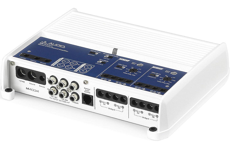 M400/4 - JL Audio 4 canales 400 Watt Marine amplificador: Amazon.es: Electrónica