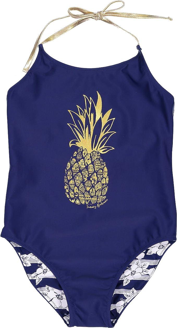 Tommy Bahama Girls Infant Pineapple Two Piece Bikini Swimsuit