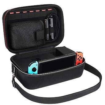 Lifeasy Funda para Nintendo Switch - Funda de Viaje Rígido ...