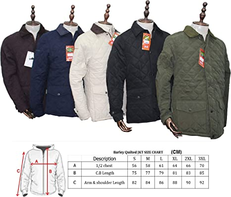 XXXL ALL SIZES SMALL FOX CHUNK Olive Quilted // Quilt Tec Jacket NEW