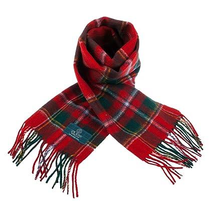 407bd2d988f Clans of Scotland - Echarpe - Homme AUSTIN  Amazon.fr  Vêtements et  accessoires