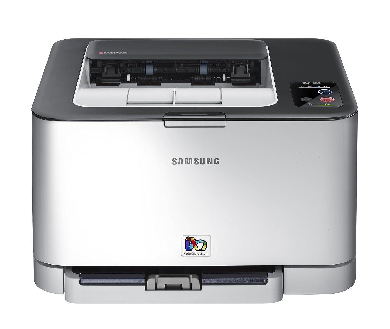 Samsung CLP-320 - Impresora láser Color (16 ppm, 215 x 355 mm ...
