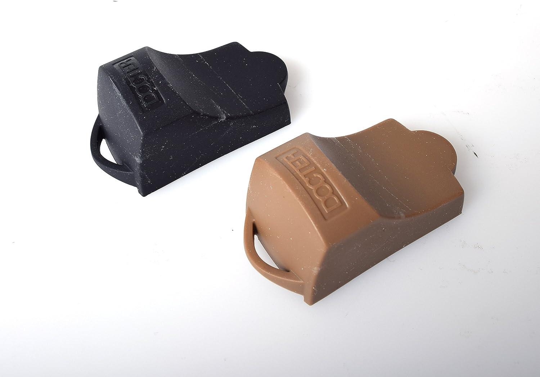 Einfach zu verwendender Outdoor-Schwimmer Boje Set Paulownia Holz Angelger/ät Werkzeuge Geeignet f/ür Wassersportaktivit/äten