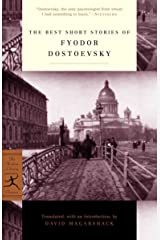 The Best Short Stories of Fyodor Dostoevsky (Modern Library) Paperback
