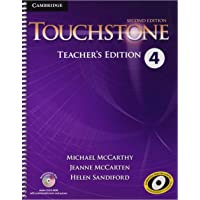 Touchstone Level 4 Teacher's Edition with Assessment Audio CD/CD-ROM