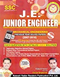 SSC J.E. Junior Engineer Mechanical Engineering Practice & Solved Papers (2007-2016)