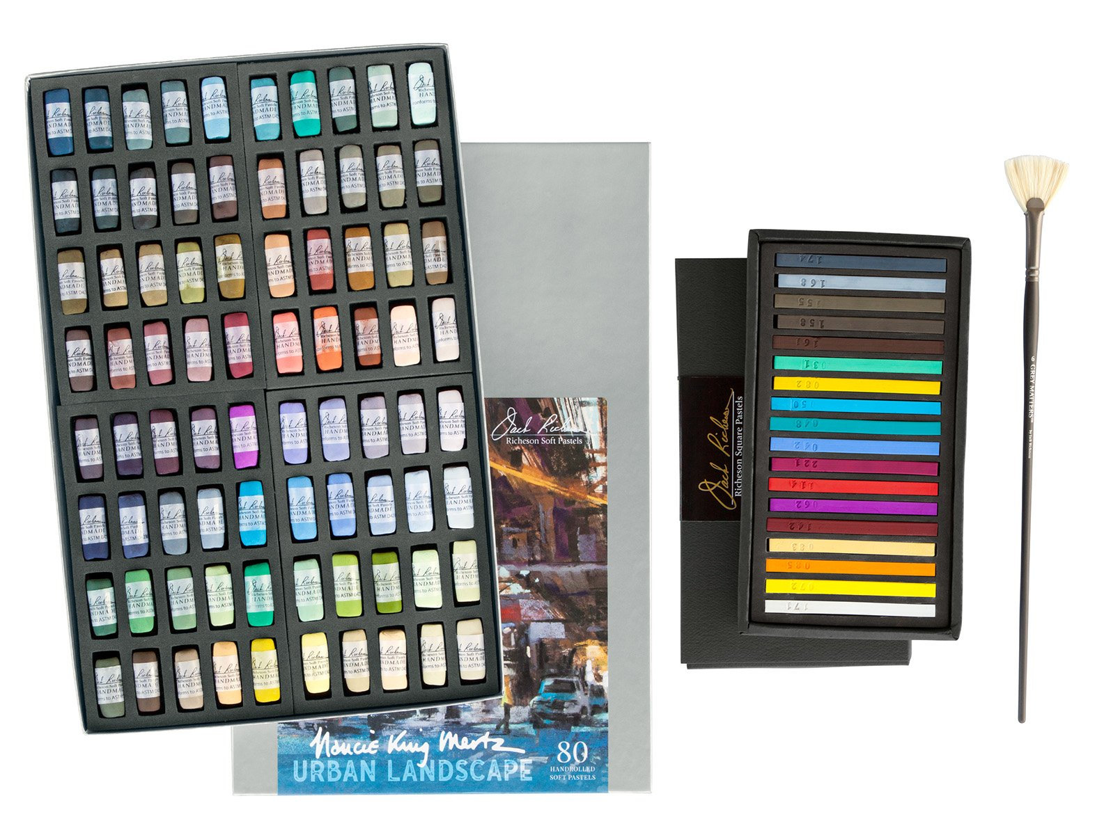Nancie King Mertz Urban Pastel Workshop Kit