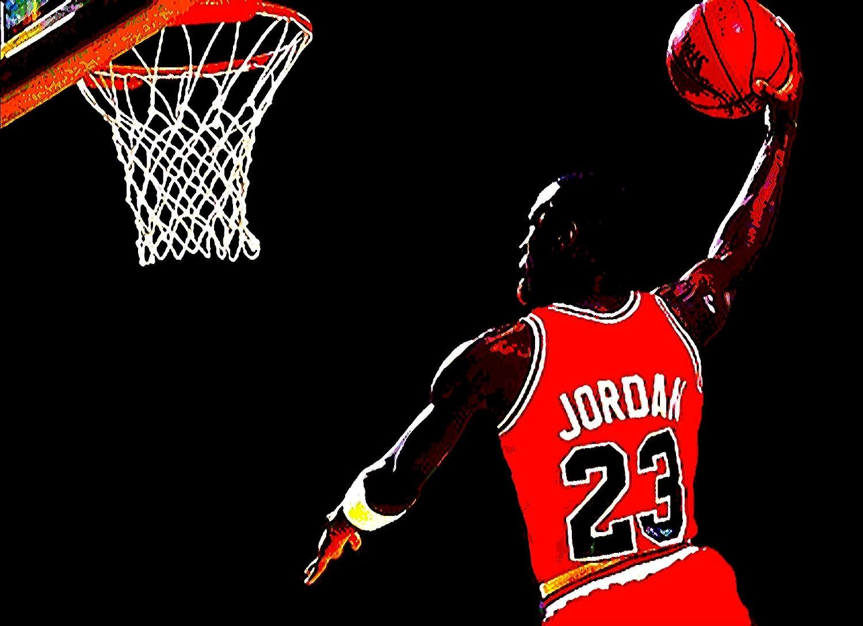 FRATTA Michael Jordan - MJ - NBA baloncesto - cuadro moderno ...