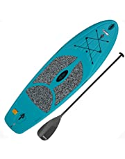 Lifetime Horizon 100 Hardshell Stand-Up Paddleboard (Paddle Included), Teal