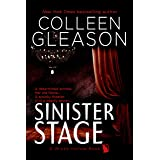 Sinister Stage: A Ghost Story Romance and Mystery (Wicks Hollow Book 5)