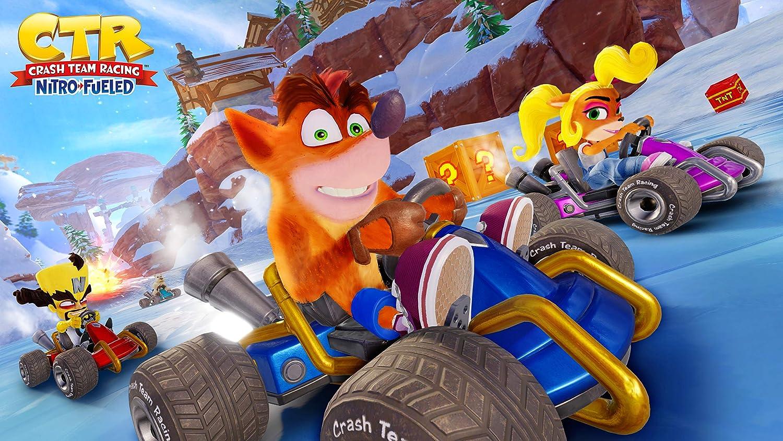 Crash Team Racing Bundle - Nitro Fuled/ N. Sane Trilogy for Xbox ...