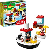 LEGO DUPLO Mickey's Boat 10881 Building Blocks (28 Pieces) (Discontinued by Manufacturer)