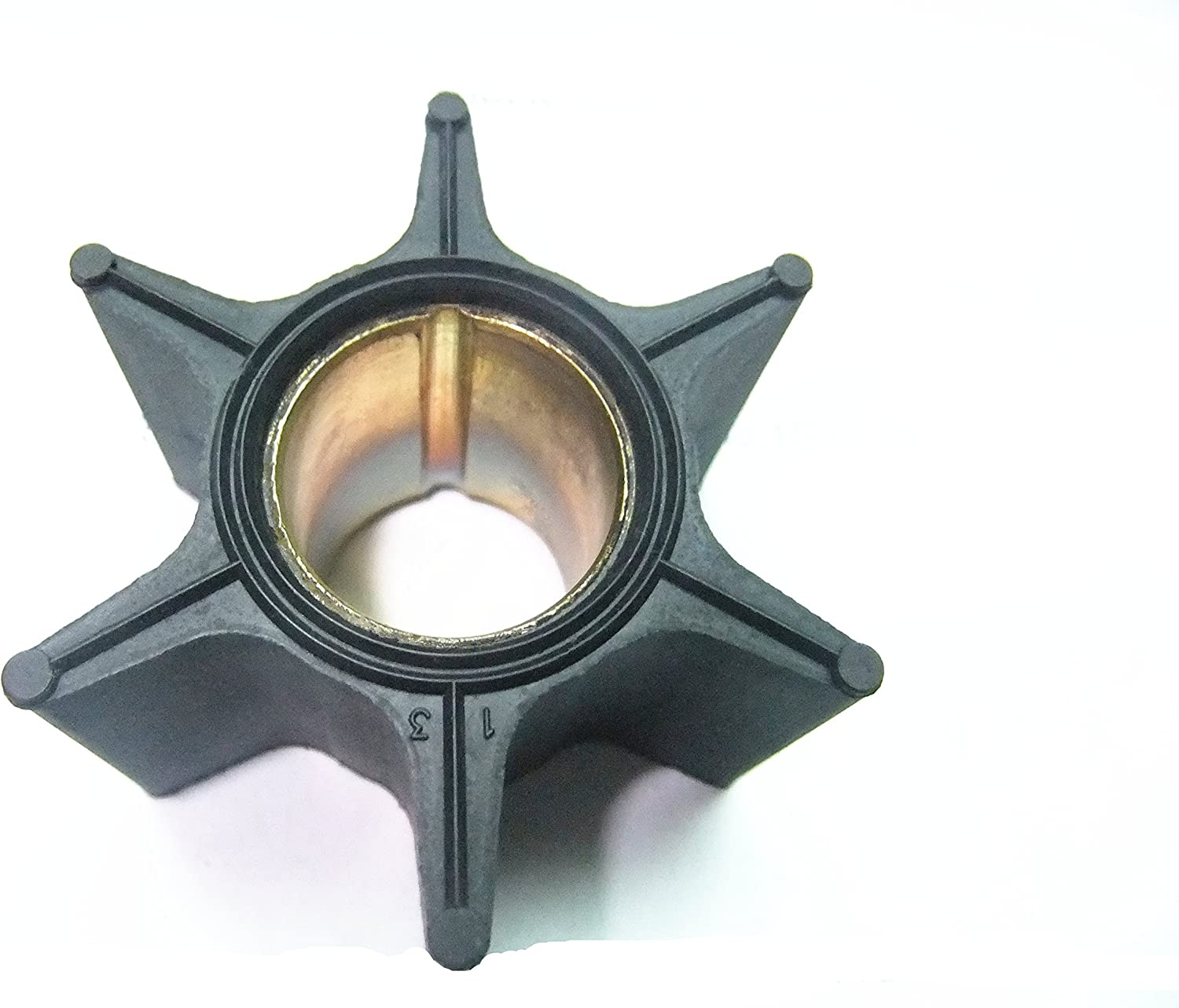 SouthMarine 47-89984 47-89984T4 47-80363 1T 47-F694065 47-30221 18-3017 Boat Engine Impeller for Mercury Mercruiser 75-225hp Outboard Motors