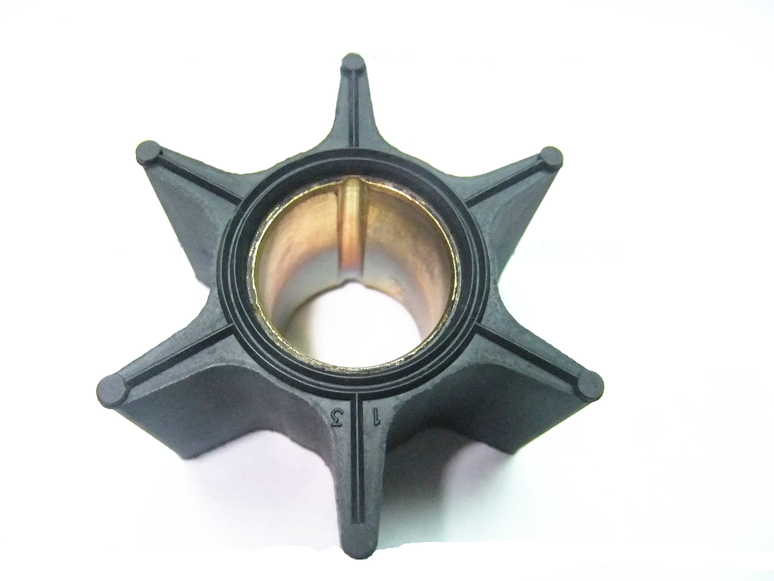 SouthMarine 47-89984 47-89984T4 47-80363 1T 47-F694065 47-30221 18-3017 Boat Engine Impeller for Mercury Mercruiser 75-225hp Outboard Motors by SouthMarine