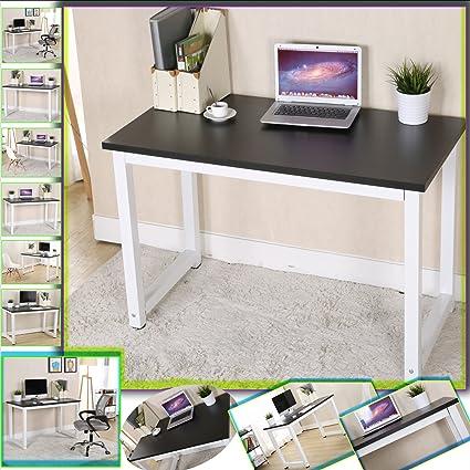 Mesa escritorio de ordenador PC para Muebles de oficina en casa en ...