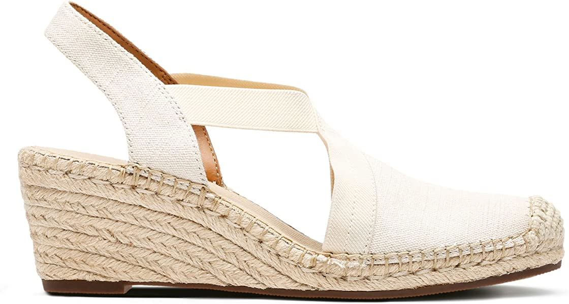 dbeafb7c601 Petrina Lela Textile Sandals in Natural Brown. Back. Double-tap to zoom