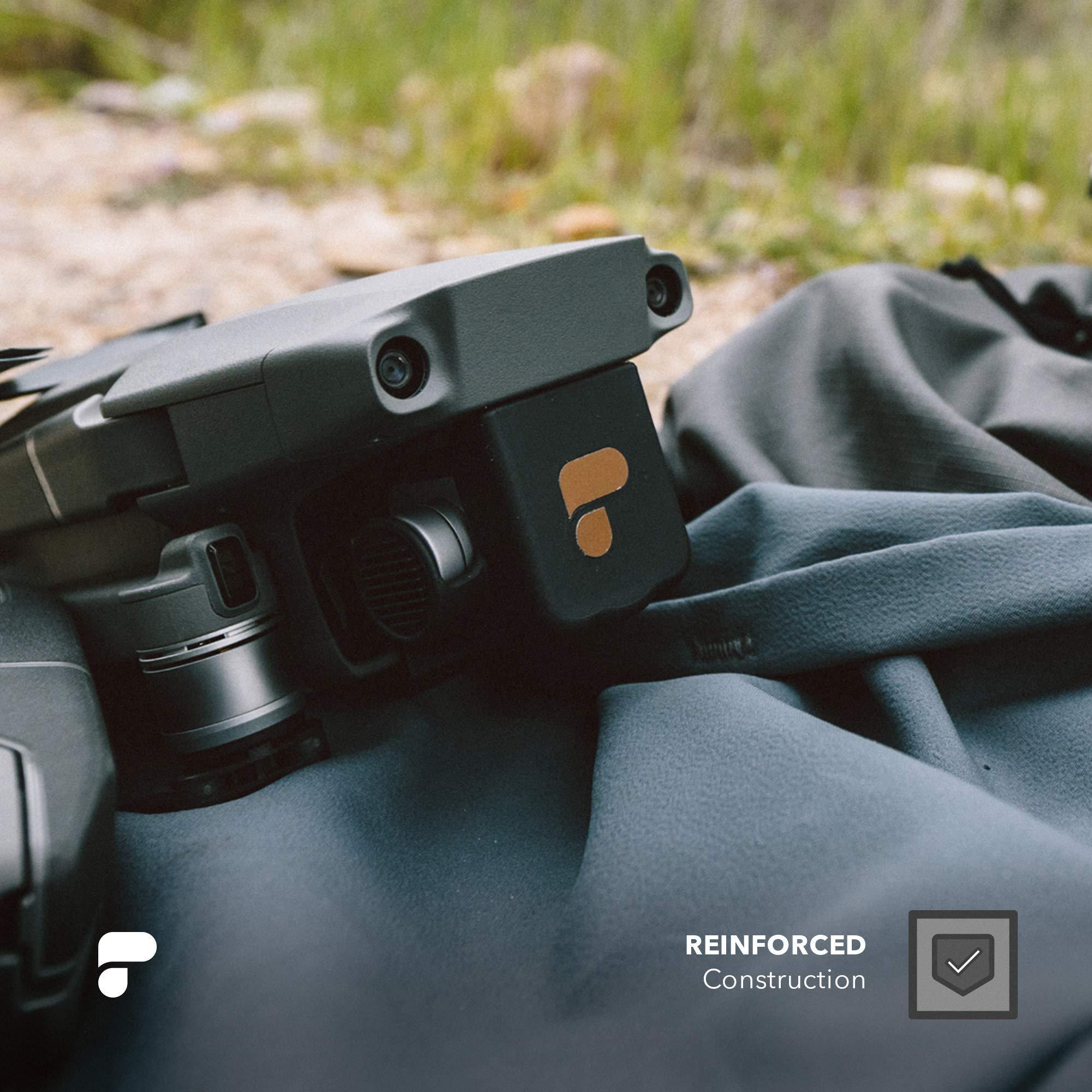 PolarPro Gimbal Lock/Lens Cover for DJI Mavic 2 Pro by PolarPro (Image #3)
