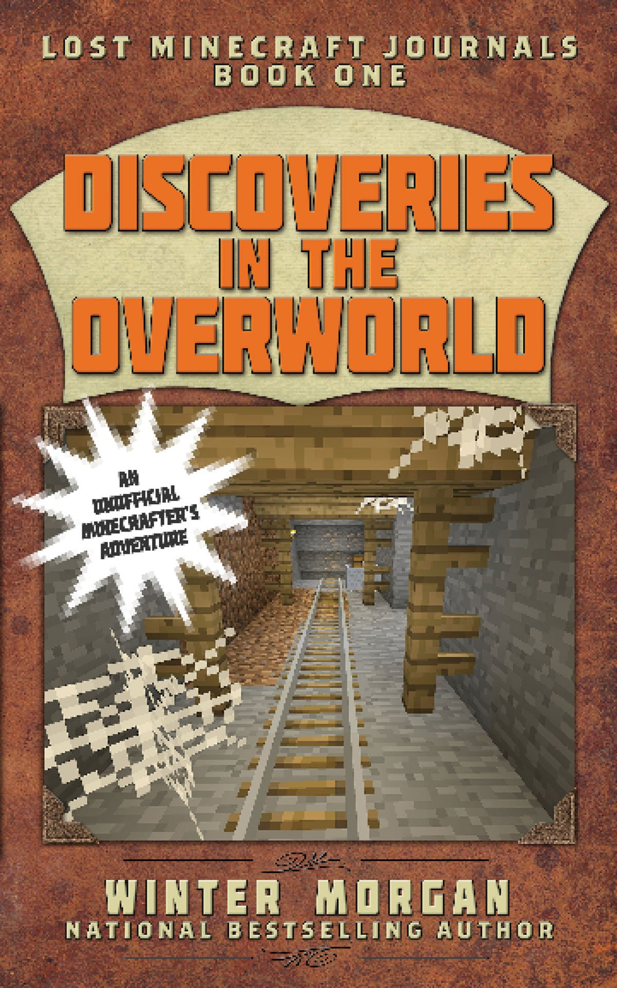 Discoveries Overworld Lost Minecraft Journals product image