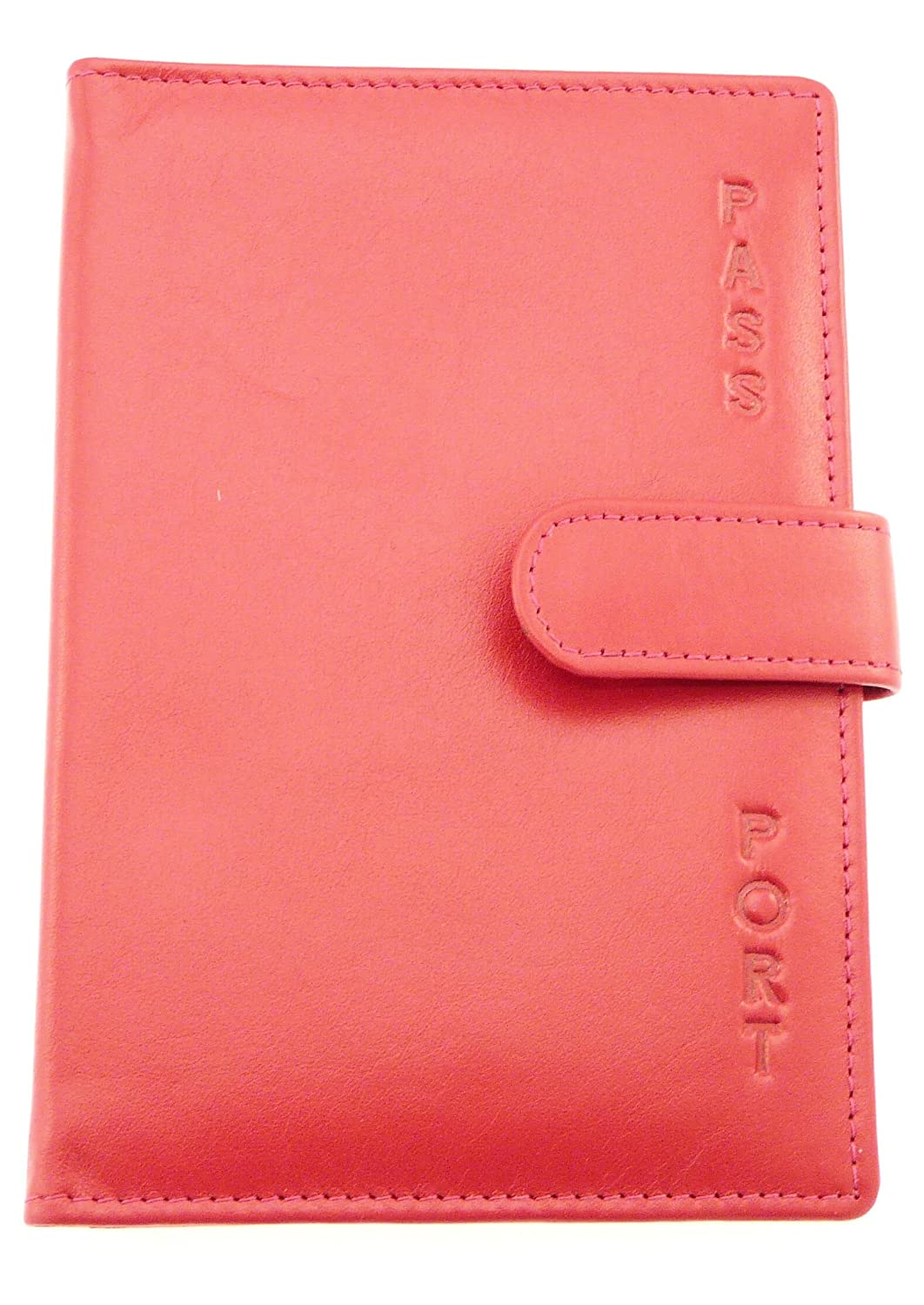 9576f8e393fd Ladies Genuine Super Soft Leather Passport Holder/Passport Cover