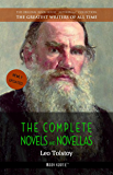 Leo Tolstoy: The Complete Novels and Novellas [newly updated] (Book House Publishing) (The Greatest Writers of All Time)