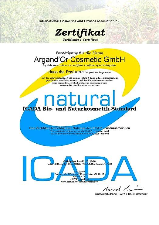 Argand\'Or argan oil nail care 15 ml: Amazon.co.uk: Beauty