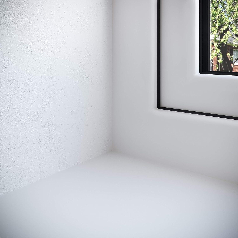 pinceau plat de 50,8 mm Polar Lot de 4 petits pinceaux de peinture pour petits travaux de d/écoration 4 pinceaux de 5,1 cm de large