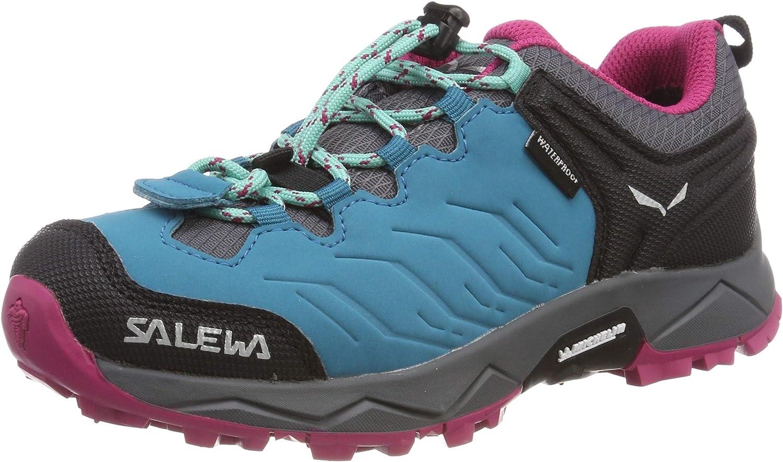 SALEWA Jr Mountain Trainer Waterproof, Zapatillas de Senderismo para Niños: Amazon.es: Zapatos y complementos