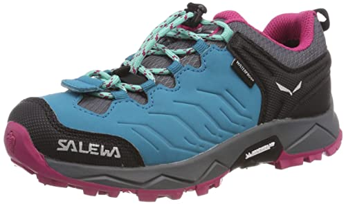 SALEWA Jr Mtn Trainer WP, Zapatillas de Senderismo para Niños: Amazon.es: Zapatos y complementos