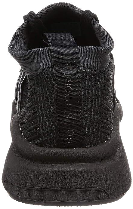 the best attitude 8845f 47565 Adidas EQT Support Mid ADV Primeknit Glow Black Turbo Amazon.fr Chaussures  et Sacs