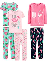 613b979125ff Baby Girl s Pajama Sets