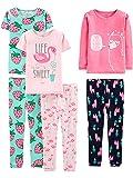 Simple Joys by Carter's Girls' Toddler 6-Piece Snug