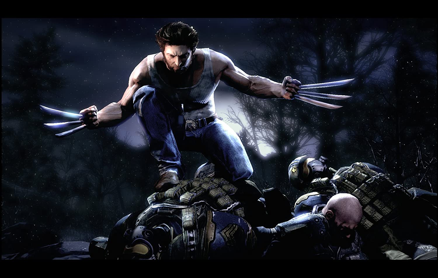 Amazon.com: X-Men Origins: Wolverine - Nintendo DS: Video Games
