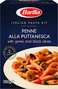 Barilla Meal Kit - Penne Puttanesca, 380 g