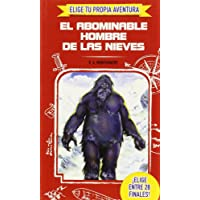 Elige Tu Propia Aventura. El Abominable Hombre De Las Nieves