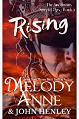 Rising (Anderson Special Ops Book 2) Kindle Edition